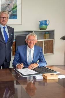 Toon van Asseldonk (D66) waarnemend burgemeester van Hattem