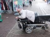 Willie uit Winterswijk gaat op zijn buik door het leven