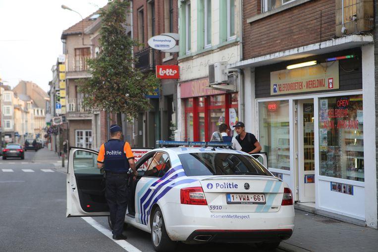 De politie kon de man arresteren