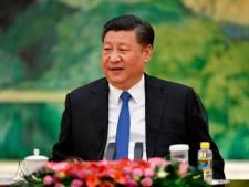 'Keizer' Xi kijkt met glimlach toe
