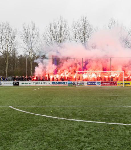 GRC 14 stelt teleur in derby tegen Almkerk, Nivo Sparta voor het eerst boven de streep