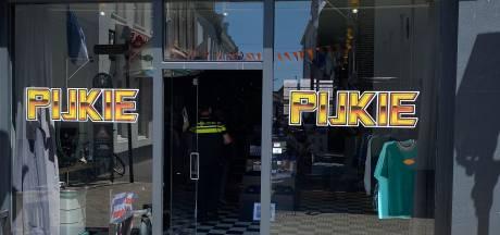 Tattoobaas Stefan jonast petjesdief haven Harderwijk in, politie pakt zeiknatte dader op