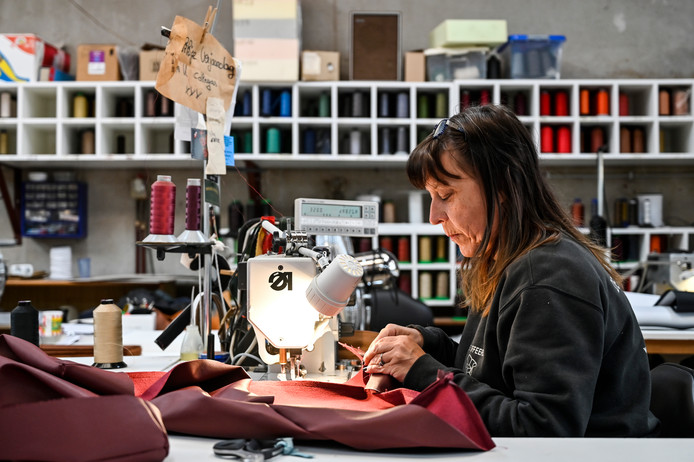 De kracht van de Handwerkbeurs is dat er uitsluitend textiele hobby's te vinden zijn.