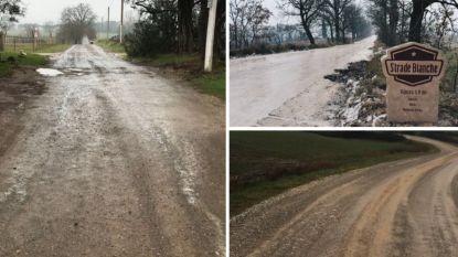 Parcours Strade Bianche transformeert in één grote modderpoel, Van Avermaet gaat verkennen