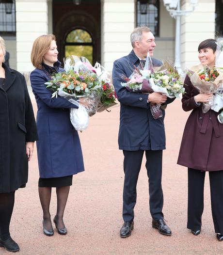 Vrouwen aan de macht in Noorwegen