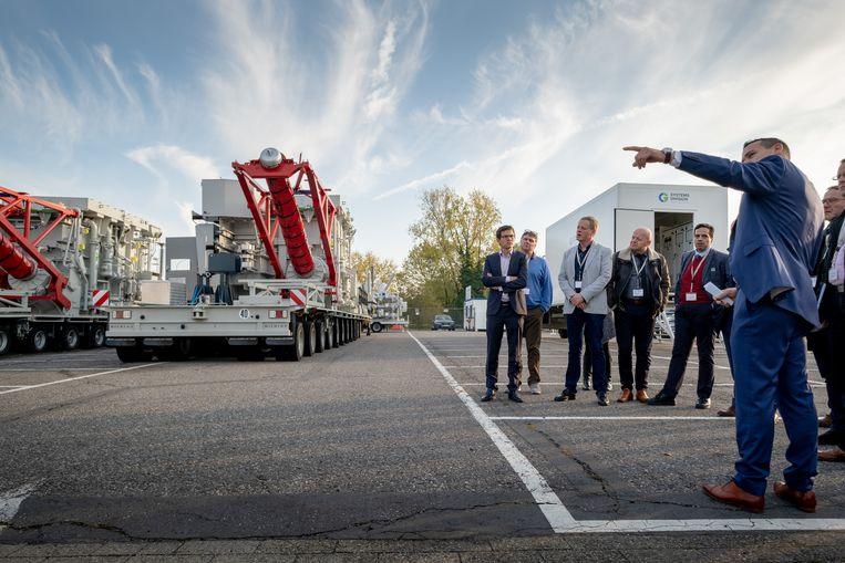 Mechels bedrijf GC Power Systems bouwt strafste mobiele transformator ter wereld.