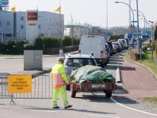 Groenafval mag nu ook naar Opheusden om files milieustraat Tiel te voorkomen