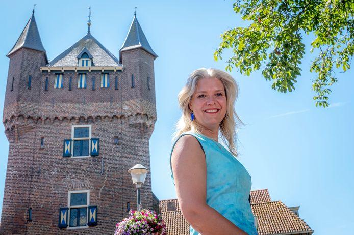 Marleen Sanderse is voorgedragen als nieuwe burgemeester van Hattem.