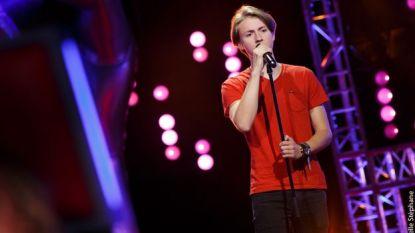 RTBFstuurt 18-jarige Eliot naar Songfestival