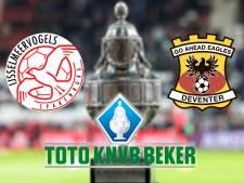 Reikt er met IJsselmeervogels een amateurclub tot kwartfinales?