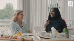 """Elodie Ouedraogo in 'Over Moeders': """"We hebben heel lang moeten proberen om zwanger te raken, we overwogen al adoptie"""""""