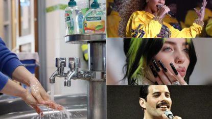 20 seconden handen wassen? Dit zijn de leukste liedjes om dat te timen
