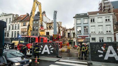 Parket wil huurder van ontplofte woning op Antwerpse Paardenmarkt voor de rechtbank brengen