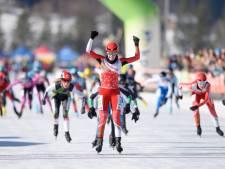 Klap kost marathonschaatsster Van der Geest schorsing