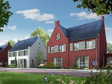 Bouwplaats van Hulzebraak III in Schijndel geopend tijdens Dag van de Bouw