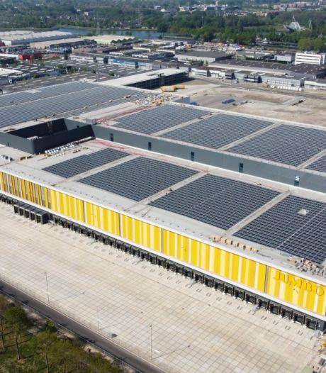 Ieder zakje chips dat je in een Jumbo koopt, lag daarvoor in het enorme Nieuwegeinse distributiecentrum