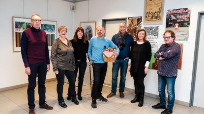 Hoezo 'werkschuw tuig'? Stamgasten van De Ark pakken na veertig jaar uit met eigen tentoonstelling