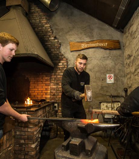 Smid worden vanaf de basisschool voorkomt tekort aan jonge restaurateurs in Vorden