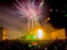 Spectaculaire vuurwerkshow zaterdag in Roosendaal