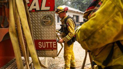 Opnieuw brandweerman omgekomen bij bosbranden Californië, bijna 50.000 mensen op de vlucht