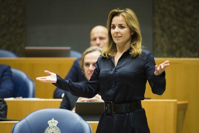 Marianne Thieme van de Partij voor de Dieren