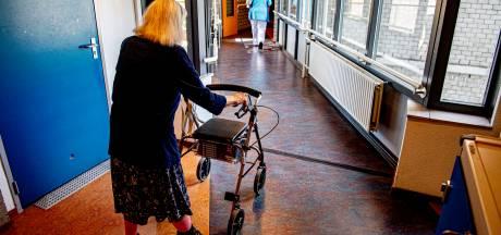 Virus in verpleeghuizen is zo goed als uitgeraasd