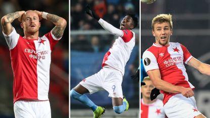 Drie spelers om in de gaten te houden bij Slavia Praag