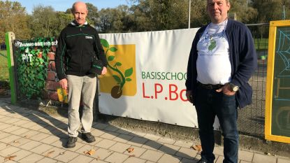 24 uur lopen en fietsen voor het goede doel in Louis Paul Boonschool