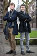 """Bram Roovers en Mikhael Hack: """"We moeten Den Bosch fris en dynamisch houden."""""""