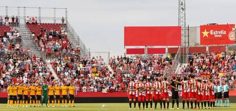 Atlético met schrik vrij bij Girona na heerlijk duel