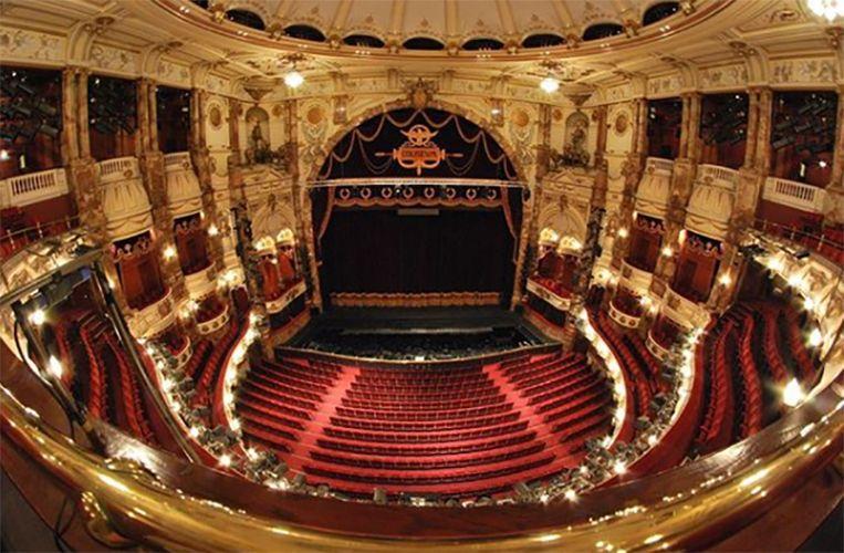 Het Coliseum in Londen.