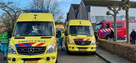 Brand in appartementencomplex in Hedel: drie ouderen naar ziekenhuis