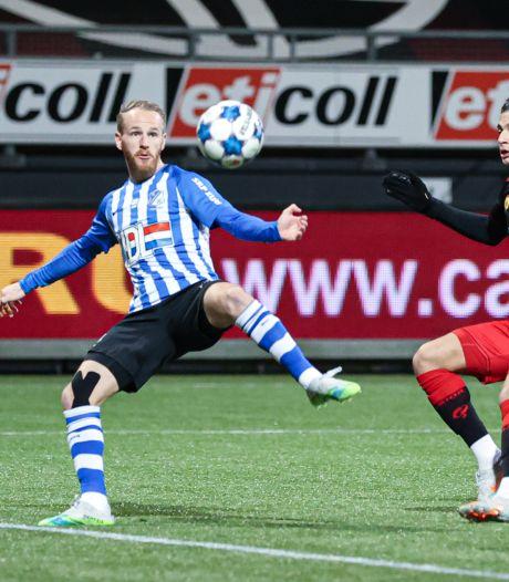 Blunder in zwakke eerste helft nekt FC Eindhoven uit bij Excelsior