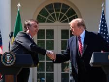 Washington a envoyé 2 millions de doses d'hydroxychloroquine au Brésil