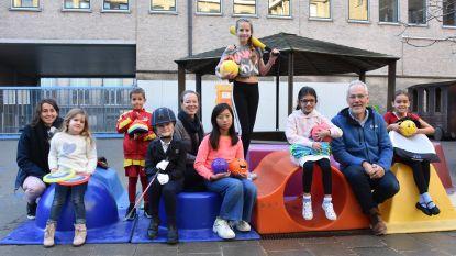Drie Oostendse basisscholen winnen koffer met sportmateriaal