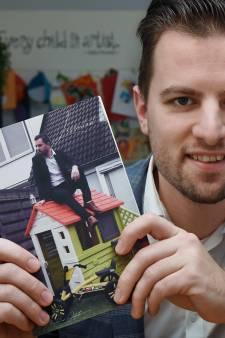 Michael van Oostende wordt 30 jaar: 'Natuurlijk is het een vlucht uit de sleur'