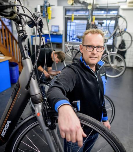 Twentse fietsenmakers zijn wanhopig op zoek naar personeel