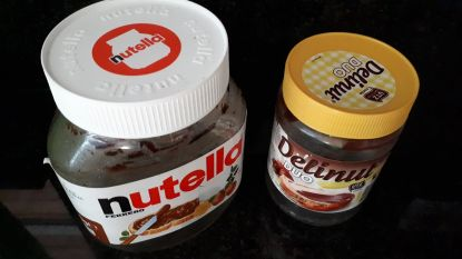 Wereldwinkel ruilt lege chocopot voor gratis pot choco Nuts van Oxfam Fair Trade