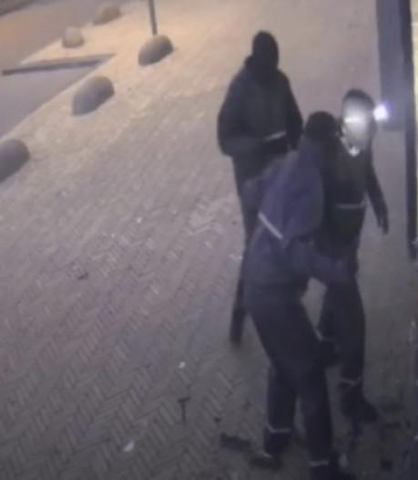 Politie toont camerabeelden van plofkraak in Vathorst