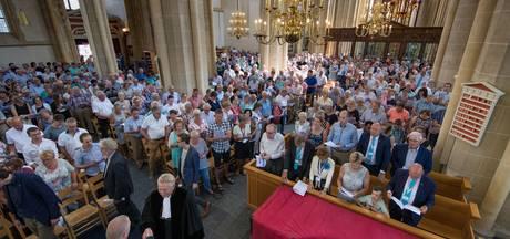 Volle Bovenkerk voor Hanzedienst