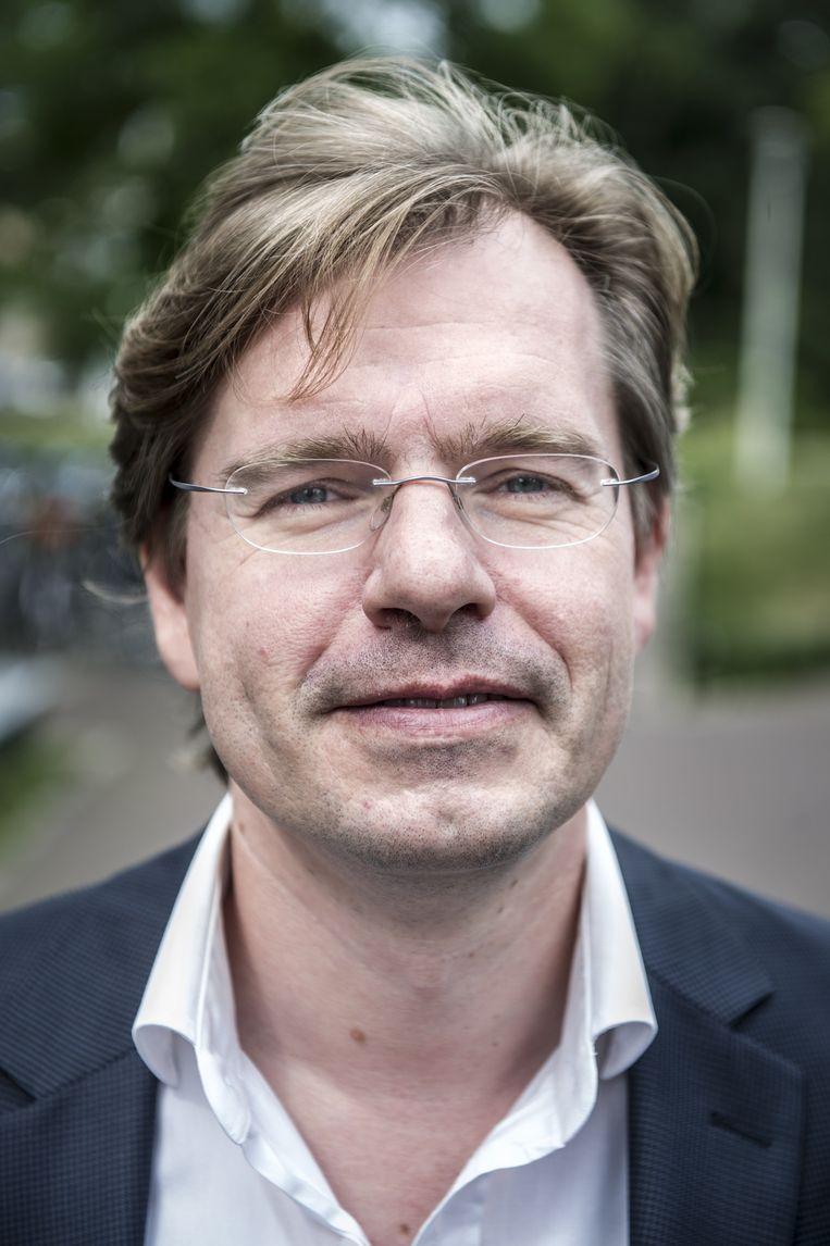 Gert-Jan van der Heiden Beeld Koen Verheijden