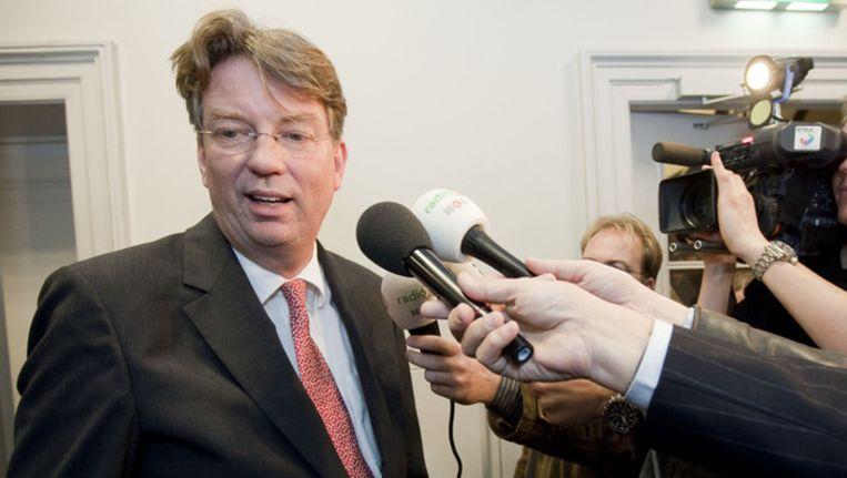 Arend Jan Boekestijn in 2009. Beeld anp
