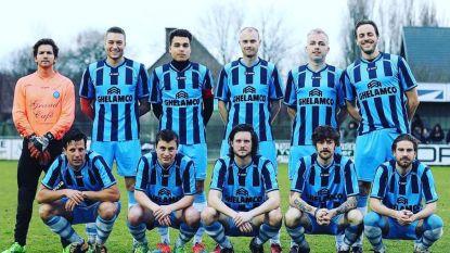 Van een 'dream team' gesproken: BV-voetbalwedstrijd met 'Bazart'-frontman, Matteo Simoni en Davy van 'De Mol'