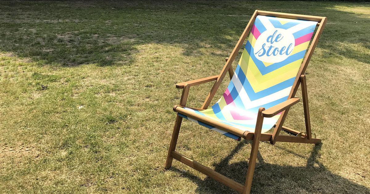 Er Was Eens Strandstoel.Populairste Strandstoel Van Het Land Heeft Nu Z N Eigen Show