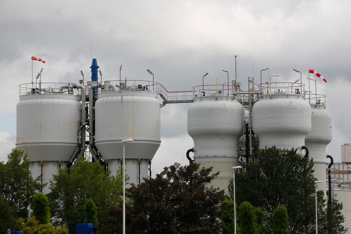DSM is een grootverbruiker van energie.