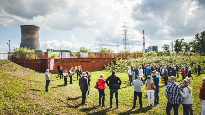 Nieuw park en speelbos op grens van Gent
