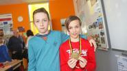 Len (11) krijgt medaille voor heldenmoed nadat hij vriend Milan het leven redde