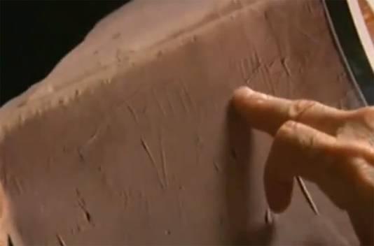 Een fragment uit de documentaire Het Verloren Graf van Jezus