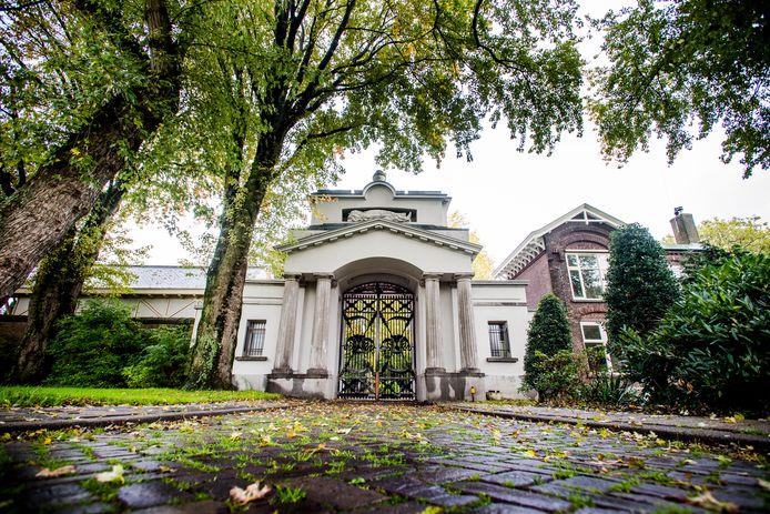 Begraafplaats Crooswijk.