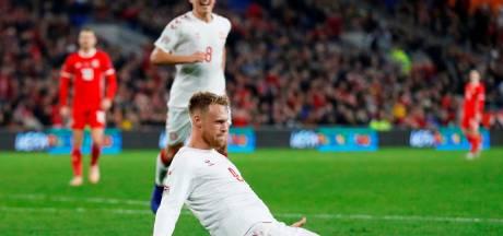 Jørgensen schiet Denemarken naar League A
